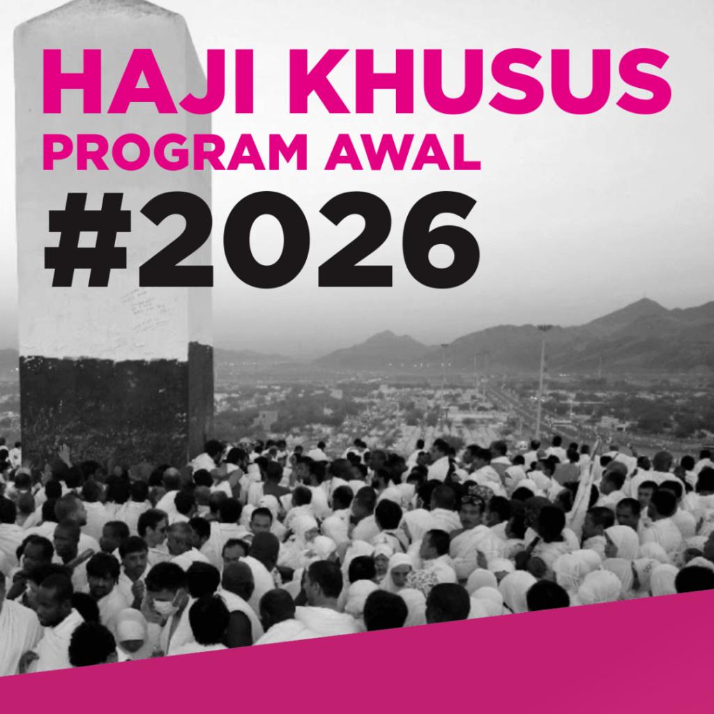 haji plus 2026 solo hanya 10000an dolar