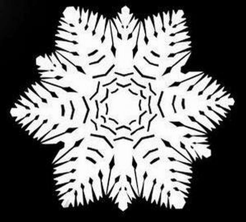 كيفية جعل ورقة الثلج ورقة تفعل ذلك بنفسك