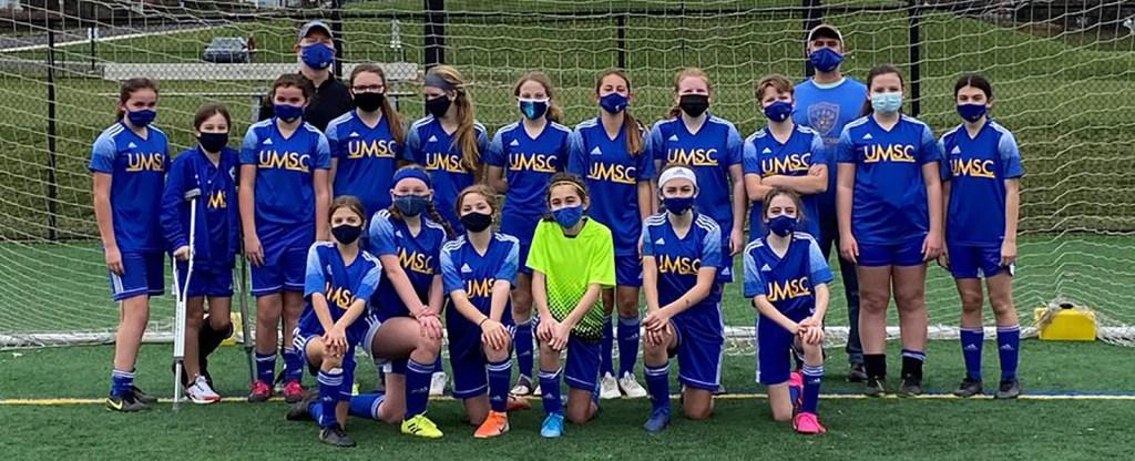 UMSC Girls Team