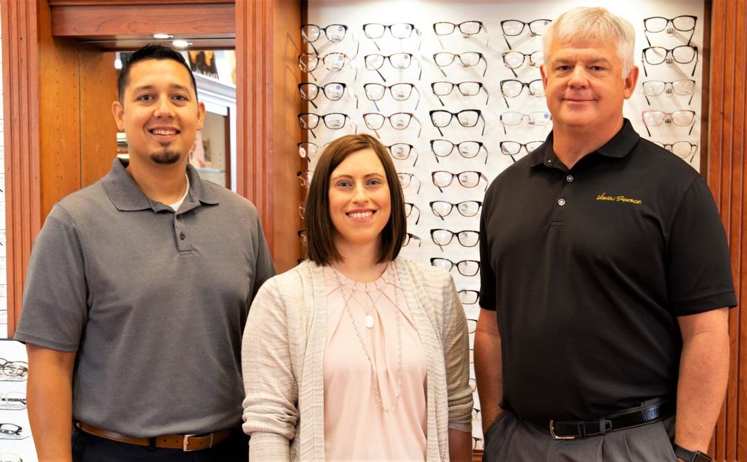 FigureOneKEC Optometrists