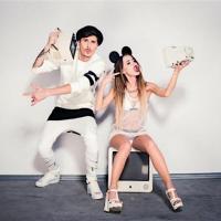 ВРЕМЯ И СТЕКЛО - НАВЕРНОПОТОМУЧТО (Dance/Pop - Ukraine)