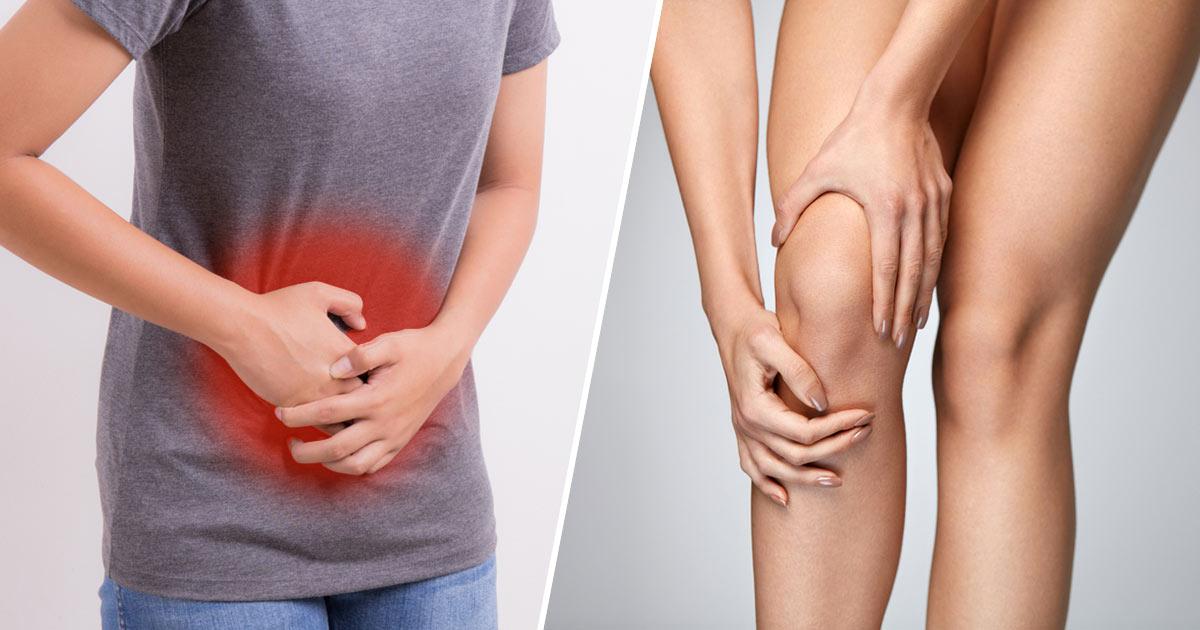 10 sintomas de intolerância ao glúten que você pode estar ignorando