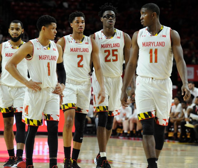 Terps To Play In  Advocare Invitational University Of