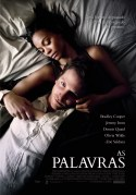 """""""As Palavras"""" - poster Brasil"""