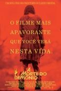 A Morte do Demônio - poster brasileiro