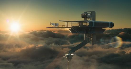 Oblivion: Torre 49