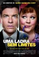 """""""Uma Ladra Sem Limites"""" - poster brasileiro"""