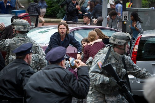 """Guerra Mundial Z"" (World War Z)"
