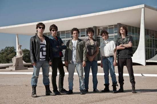 """""""Somos Tão Jovens"""" - foto"""