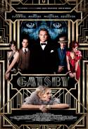"""O Grande Gatsby"" - poster brasiliero"