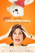 """""""Odeio o Dia dos Namorados"""" - poster"""