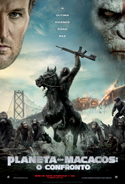 Planeta dos Macacos: O Confronto | Crítica | Dawn of the Planet of the Apes, 2014, EUA