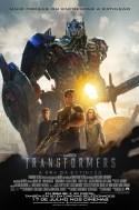 Transformers: A Era da Extinção - Pôster nacional