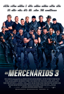 Os Mercenários 3 | Crítica | The Expendables 3, 2014, EUA