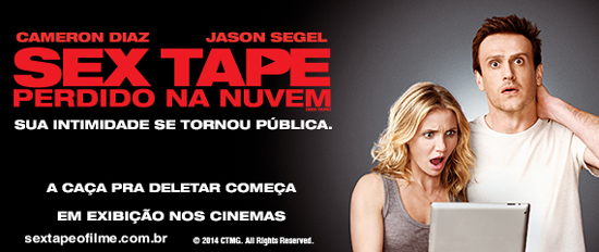 Sex Tape: Perdidos na Nuvem | Nos Cinemas