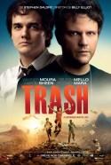 Trash - A Esperança vem do Lixo   Pôster brasileiro