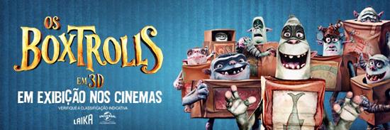 Os Boxtrolls | Nos cinemas