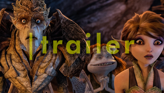 Strange Magic | Primeiro trailer