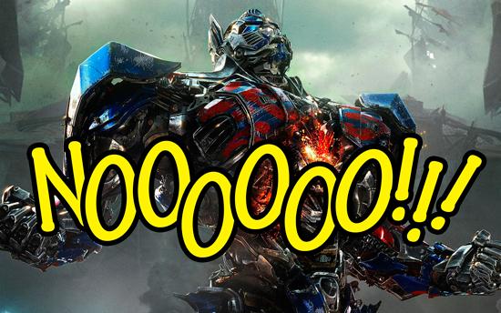 Transformers 4 tem sete indicações no Framboesa de Ouro