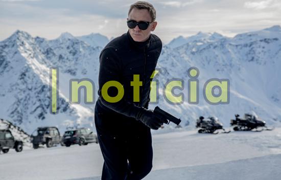 007 Spectre | Primeiro vídeo de produção