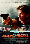 O Franco-Atirador   Crítica   The Gunman, 2015, EUA-Espanha-França