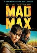 Mad Max: Estrada da Fúria | Pôster brasileiro