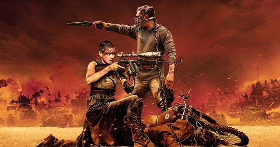 Mad Max: Estrada da Fúria | Melhores de 2015