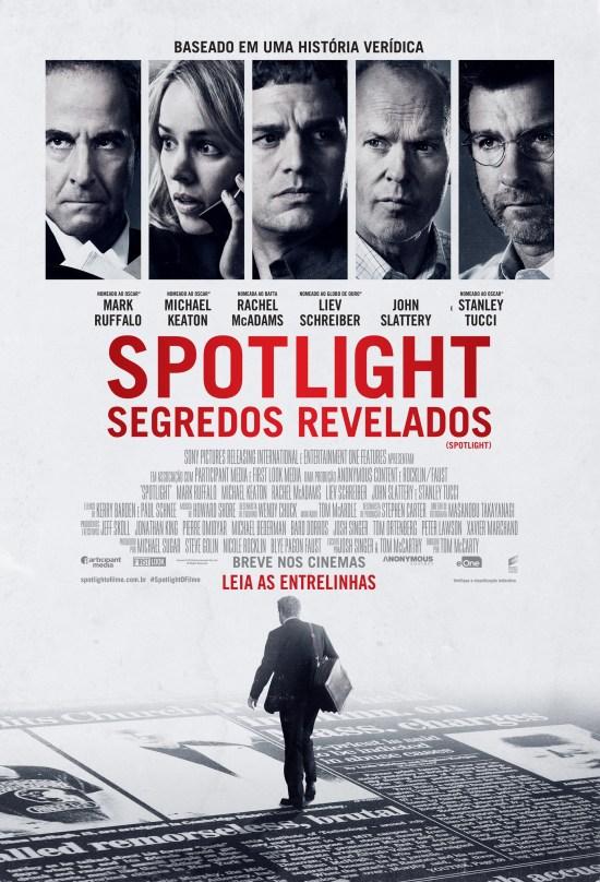Spotlight | Pôster nacional