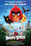 Angry Birds: O Filme | Crítica | The Angry Birds Movie (2016) EUA