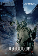 Independence Day: O Ressurgimento | Crítica | Independence Day: Resurgence (2016) EUA