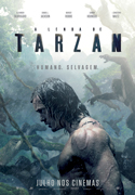A Lenda de Tarzan | Crítica | The Legend of Tarzan (2016) EUA