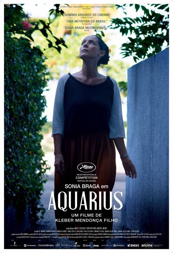 Aquarius | Cartaz