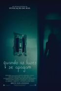 Quando as Luzes se Apagam | Crítica | Lights Out (2016) EUA