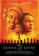 Rainha de Katwe | Crítica | Queen of Katwe, 2016, EUA