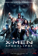 X-Men: Apocalipse | Crítica | X-Men: Apocalypse (2016) EUA