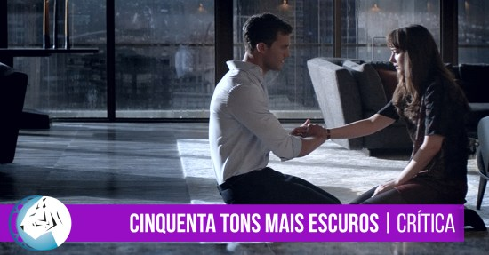 Cinquenta Tons Mais Escuros (Fifty Shades Darker) | 2017
