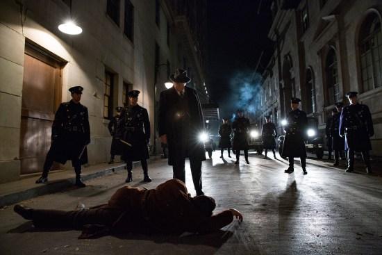 A Lei da Noite | Imagens