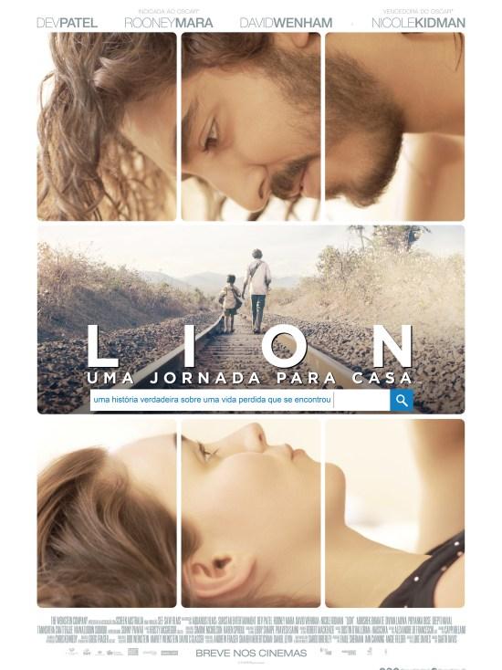 Lion: Uma Jornada para Casa | Cartaz