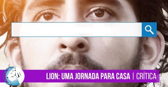 Lion: Uma Jornada para Casa (Lion, 2016)