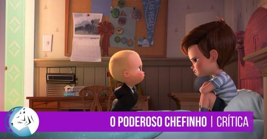 O Poderoso Chefinho (The Boss Baby) 2017