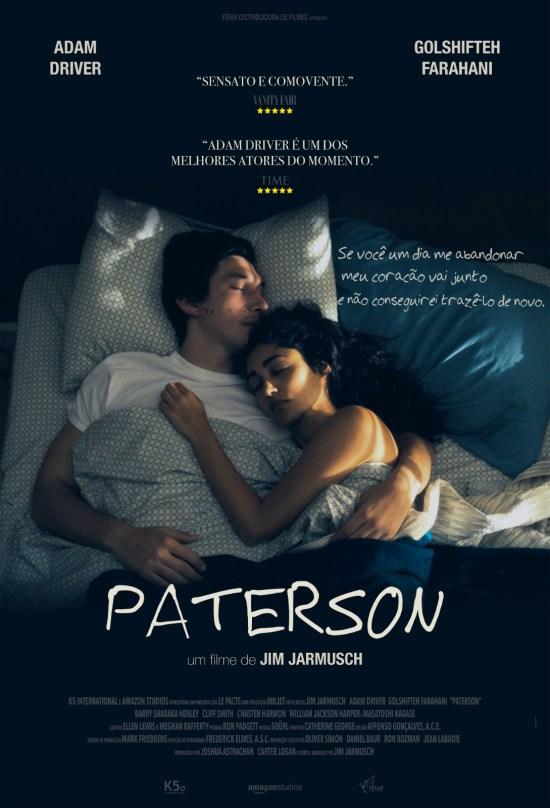 Paterson | Cartaz nacional