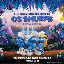 Os Smurfs E A Vila Perdida | Hoje nos cinemas