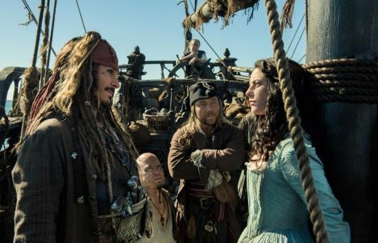 Piratas do Caribe: A Vingança de Salazar | Imagens (10)