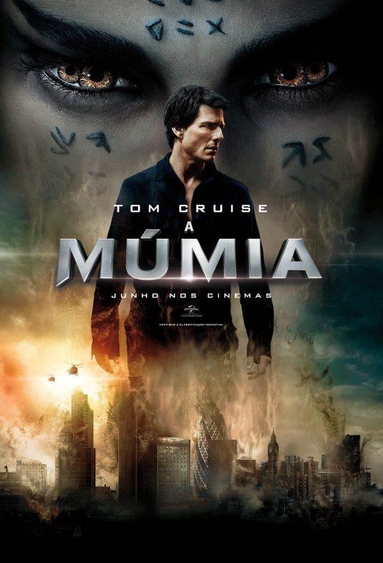 A Múmia | Pôster Brasil