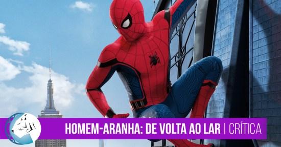 Homem-Aranha: De Volta ao Lar (2017) Crítica