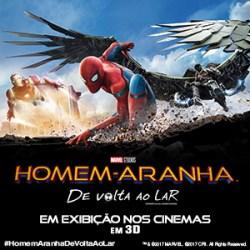 Homem-Aranha: De Volta ao Lar | Hoje nos cinemas