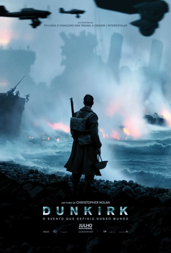 Dunkirk | Cartaz Brasil