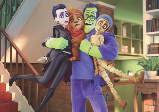 Uma Família Feliz | Imagens (1)