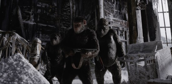 Planeta Macacos: A Guerra (War for the Planet of the Apes) | Imagens (2)
