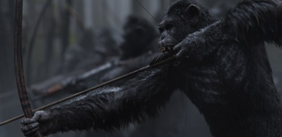 Planeta Macacos: A Guerra (War for the Planet of the Apes) | Imagens (9)